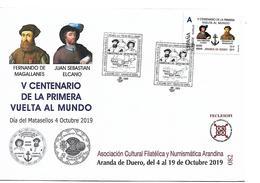 España, 2019 - Marcofilia - EMA ( Maquina De Huellas A Franquear)