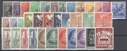 Berlin, Ungebrauchter * Posten Aus 1949-53 Auf Steckkarte (29809) - Neufs