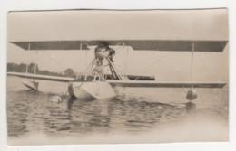 ° AVIATION ° AVION ° HYDRAVION CAMS GRAND RAID 37 GR Du Lieutenant De Vaisseau René GUILBAUD En 1928 ° PHOTO ° - 1919-1938: Between Wars