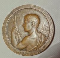 MEDAILLE XVlll CONCOURS NATIONAL ET INTERNATIONAL DE TIR - ROUBAIX (Nord) 1910 - France