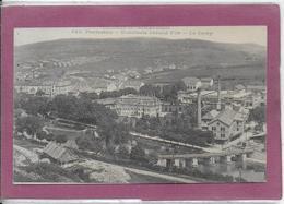 25.-  PONTARLIER .- Distillerie Pernod Fils  - Le Camp - Pontarlier