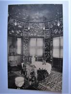 BELGIQUE - BRUXELLES - LAEKEN - Pavillon Chinois - Le Salon Rouge - Laeken
