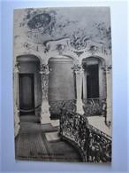 BELGIQUE - BRUXELLES - LAEKEN - Pavillon Chinois - Le Vestibule - Laeken