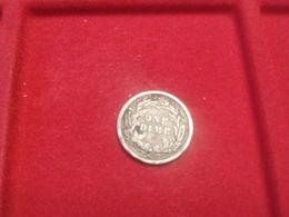 One Dime 1896 - E. 2, 3 & 20 Cents