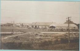 Photo (format- CPA):  Aéodrome De Basse Yutz . (Dpt.57):   Engar Et Biplan  (E2796) - Fotografía
