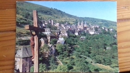CP CONQUES 12 - France