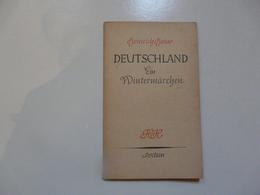 PETIT OUVRAGE D'HEINRICH HEINE : Deutschland - Ein Wintermärchen - Biographies & Mémoires