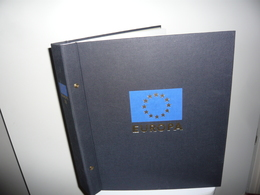 ALBUM DAVO + FEUILLES DAVO LUXE EUROPA 1991/2000  (vol. III) - Album & Raccoglitori