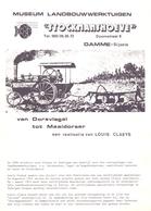 Pub Reclame - Museum Landbouwwerktuigen - Stockmanshoeve - Damme Sijsele - Publicités