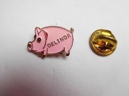 Beau Pin's , Sté Delinor , Neufchâtel En Bray , Porc , Cochon , Seine Maritime - Cities
