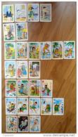 Ancien JEU De 7 Familles – Inde, Fakir, Afrique, Esquimaux, Tahiti, Yoga, Japon, Asie - Group Games, Parlour Games