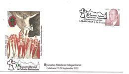 España, 2002 - Marcofilia - EMA ( Maquina De Huellas A Franquear)