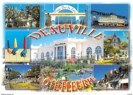 14-DEAUVILLE-N°C-3367-B/0207 - Deauville