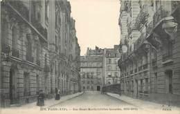 PARIS - Rue Henri-Martin. - Paris (16)