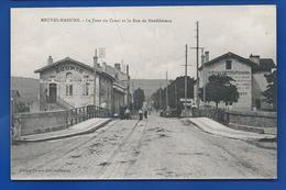 NEUVES-MAISONS     Magasin Ecurie Foin-Paille Avoine   Rue De Neufchateau   Animées - Neuves Maisons