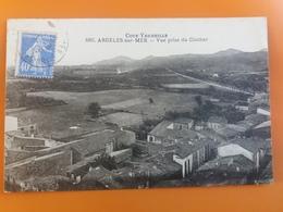 Argeles Sur Mer - Vue Prise Du Clocher - Argeles Sur Mer
