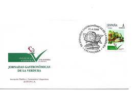 España, 2008 - Marcofilia - EMA ( Maquina De Huellas A Franquear)
