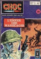 CHOC  N°15    L ENFER DES MARECAGES - Libri, Riviste, Fumetti