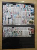 Spanien Jahrgang 1965-1969 Postfrisch Komplett (12592) - Annate Complete