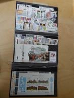 Spanien Jahrgang 1985-1989 Postfrisch Komplett (12597) - Spanien