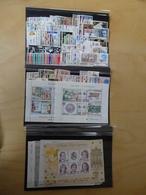 Spanien Jahrgang 1980-84 Postfrisch Komplett (12596) - Annate Complete