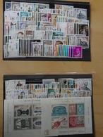 Spanien Jahrgang 1975-79 Postfrisch Komplett (12595) - Spanien
