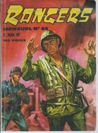 RANGERS N° 45   LE LEGIONNAIRE - Collections