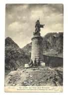1920 - Italia Regno - Cartolina Gran San Bernardo    13/58 - Marcofilía