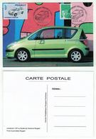 France //Voitures //  Peugeot 1007 - Cars