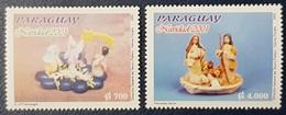 PARAGUAY 2001 CHRISTMAS NAVIDAD MNH - Paraguay
