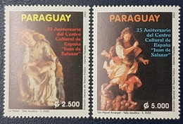 PARAGUAY 2002 25th Anniversary Of Juan De Salzar Cultural Centre, Asuncion MNH - Paraguay