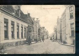 Franeker - Dijkstraat - 1911 - Gokkum Langebalk 3 - Franeker