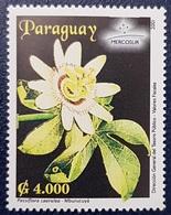 PARAGUAY 2001 Mercosur - Flowers MNH - Paraguay