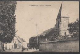"""TRAPPES """"78"""" __RENCONTRES SUR LA PLACE DE L'EGLISE - Trappes"""
