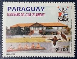 "PARAGUAY 2002 The 100th Anniversary Of ""El Mbigua"" Social Club, Asuncion MNH - Paraguay"