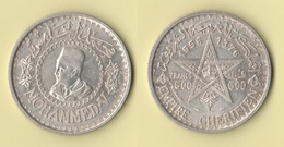 Marocco 500 Francs 1956 Mohammed V° Morocco Maroc - Marocco