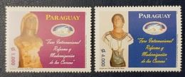 PARAGUAY 2002 International Forum Of Reform & Modenization Of Postal Service MNH - Paraguay