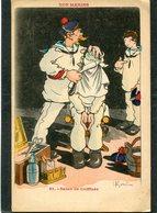 CPA - Illustration Gervèse - NOS MARINS - Salon De Coiffure - Krieg