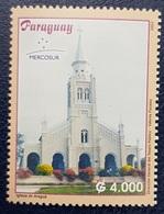PARAGUAY 2002 MERCOSUR TOURISM MNH - Paraguay