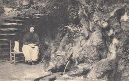 CARTE POSTALE (1908)  SOURCE MIRACULEUSE DE SAINT ARNOLD - Other