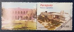 PARAGUAY 2003 Inauguration Of The Palace Of Legislation, Asuncion MNH - Paraguay