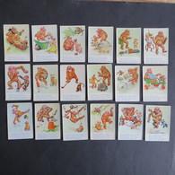 Sammlung Greiling Sammelbilder Lustige Bilder Tiere Hier Affen 42 Stück In Guter - Zonder Classificatie