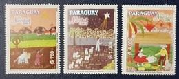 PARAGUAY 2003 CHRISTMAS NAVIDAD NOEL MNH - Paraguay