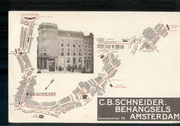 Amsterdam - Schneider Behangsels - 1912 - Amsterdam