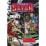 LE FILS DE SATAN  N° 12  DANSE MACABRE - Libri, Riviste, Fumetti