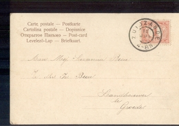 Zuidzande - Grootrond - 1905 - Postal History