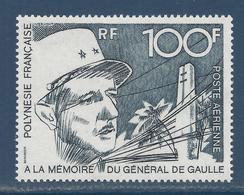 Polynésie Française - Poste Aérienne - Yt PA N° 70 - Neuf Sans Charnière - 1972 - Airmail