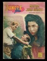 "ROMAN PHOTOS "" JUNGLE Film "" - N° 10 - Ed. EDISIRIO -1961- Avec Robert FREYTAG, Joséphine KIPPLER Et Vanya ORICO. - Livres, BD, Revues"