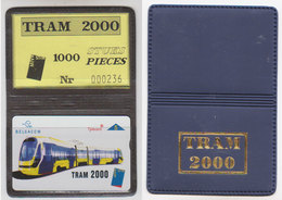 Carte Téléphone TRAM 2000 - Télécartes