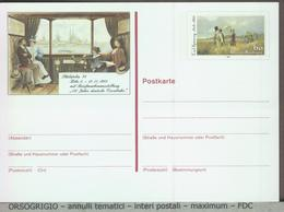 GERMANIA - Cartolina Intero Postale - GANZSACHEN - PHILATELIA 1985 - Costumi